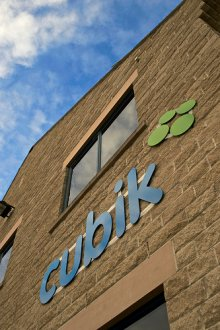 Cubik's office in Yeadon
