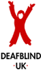 Deafblind UK is a national charity offering specialist services and human support to deafblind people and those who have progressive sight and hearing loss acquired throughout their lives.